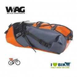 Underseat bag Wag Bikepacking orange pro