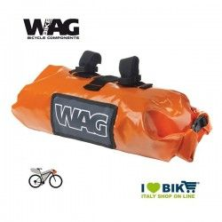 Front bag Wag Bikepacking orange pro