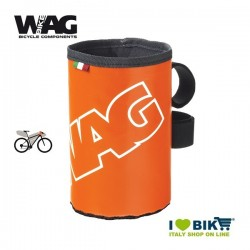 Triangle bag Wag Bikepacking orange pro