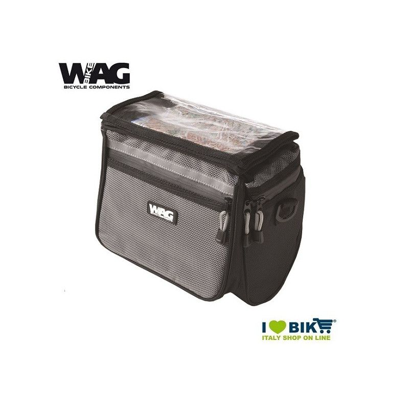 Handlebar bag WAG with Map Holder bike shop on map beverly hills, map monticello, map new port richey, map storage, map of central louisiana, map rack, map case,