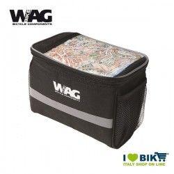 Handlebar bag WAG with Map Holder small bike shop
