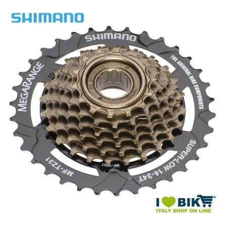 Freewheel Shimano TZ-31 7speeds 14/34
