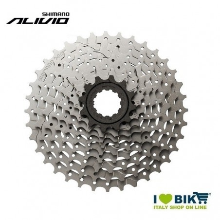 Shimano cassette CS-HG 300 ALIVIO 9 11/32 speeds