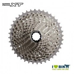 Cassetta Shimano XT CS/M-8000 11 velocità 11/40 bike store