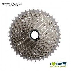 Cassetta Shimano XT CS/M-8000 11 velocità 11/42 bike store