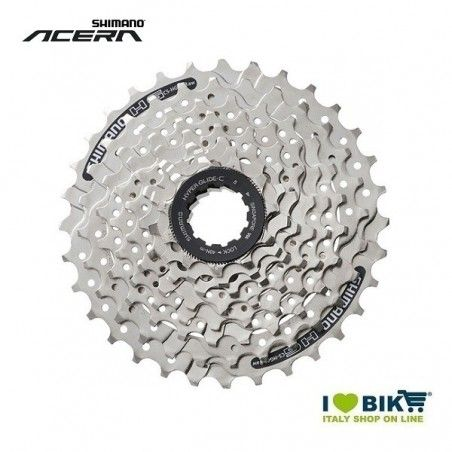 Shimano Acera Cassette CS-HG41 8-speed 11/32