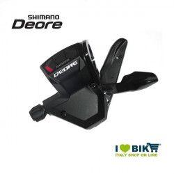Leva cambio per bici MTB Shimano Deore SL-M590 sinistra 9v bike shop