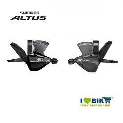 Coppia comandi di cambio Shimano Altus SL-M370-L 3x9 vel