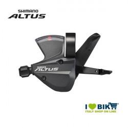 Leva Cambio per bici MTB Shimano Altus SL-M370-L sinistra 9 velocità bike shop
