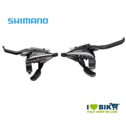Couple brake levers / 3x8 v Shimano ST-EF 510