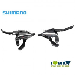 Couple brake levers / Shimano ST-EF 510 3x7v