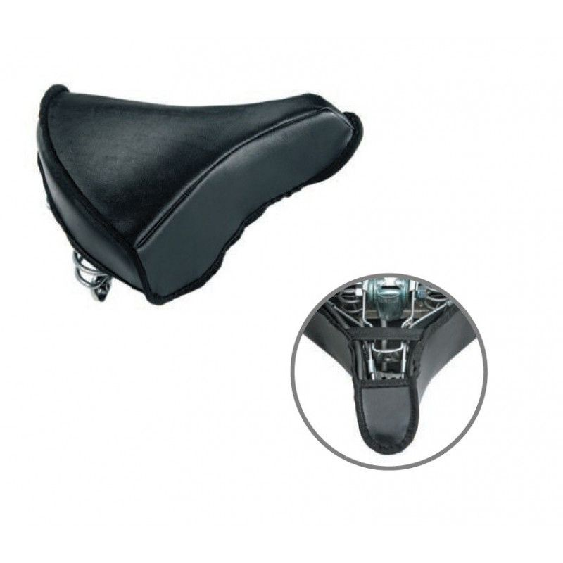 black seat cover biconical Journey  - 1
