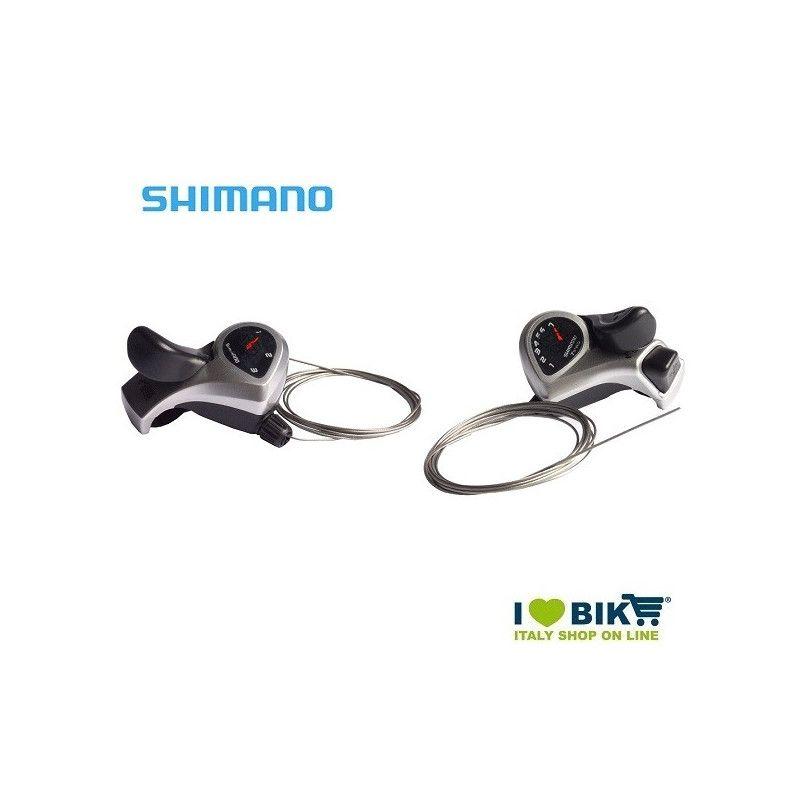 levers 7x3 v Shimano Tourney  Tx 50 Shimano - 1