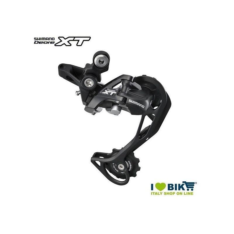 Cambio Shimano Deore XT 10 velocità gabbia media online shop