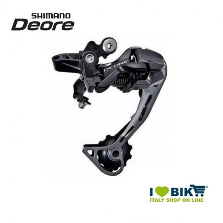 Shimano Deore 10 velocity Black