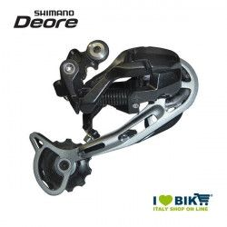 Rear derailleur Shimano Deore 9 speed gray black shop online