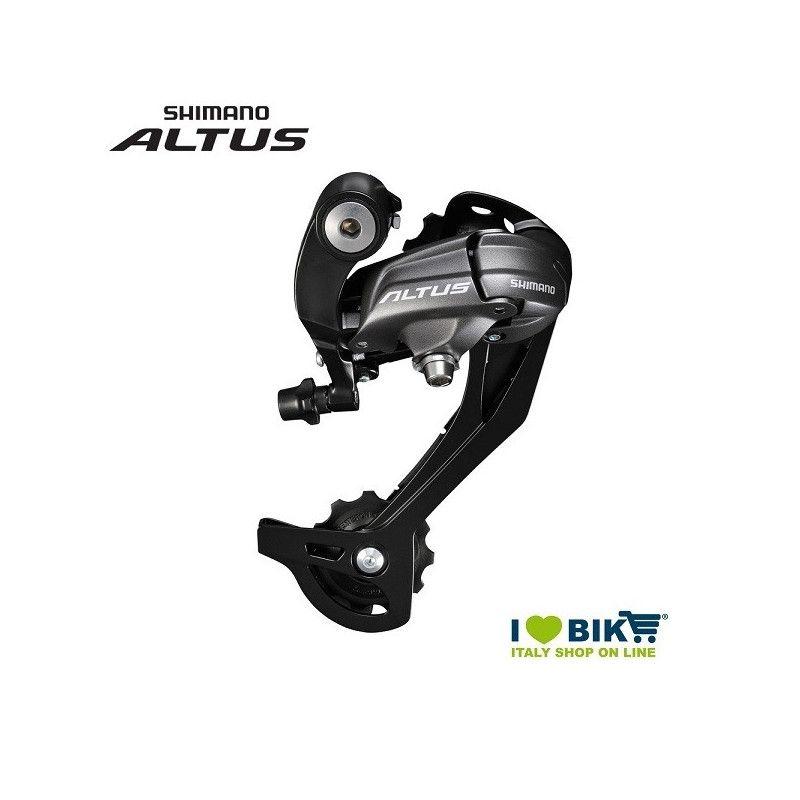Cambio Shimano per bici MTB Altus 9 velocità online shop