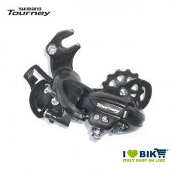 Shimano Tourney RDTY 300 6/7 speed. bike shop with hanger