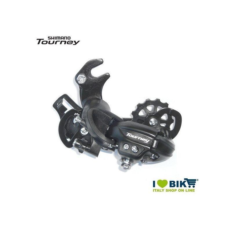 Cambio Shimano Tourney RDTY 300 6/7 vel. con gancio bike shop