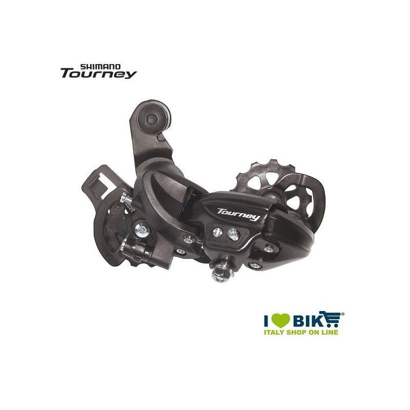 Cambio Shimano Tourney RDTY 500 6/7 vel. con vite bike store
