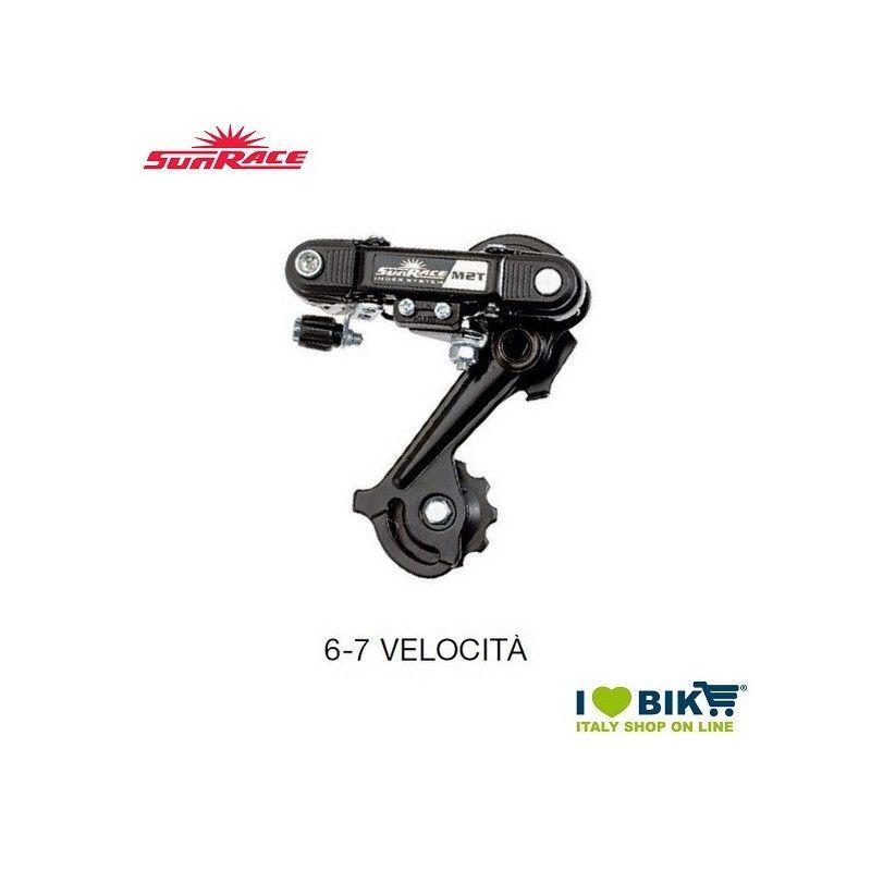 Change Sunrace 6/7 velocity screw SunRace - 1