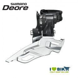 Front derailleur shimano Deore FD-M 611 double draw online shop