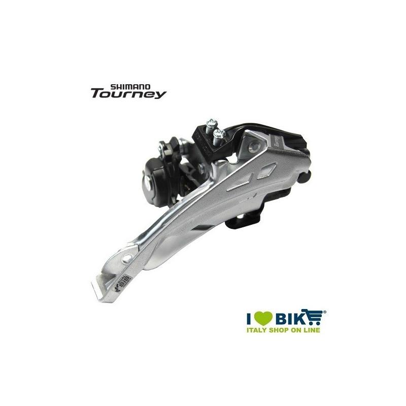 Deragliatore Shimano Tourney FD-TY710TSM6 doppio tiraggio online shop