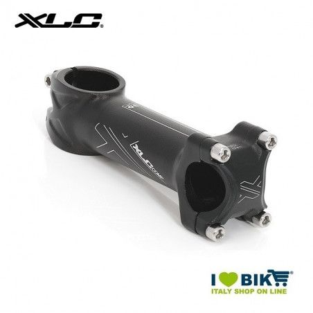 Attack aluminum race / MTB black - ext. 110mm - ø 25.4mm