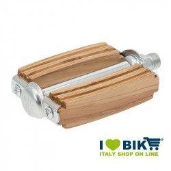 Couple of pedals sports in natural olive wood online shop