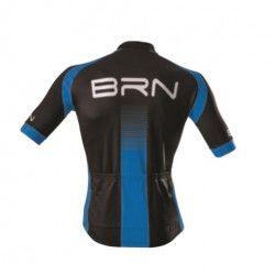 abbigliamento ciclismo maglia BRN shop nero blu