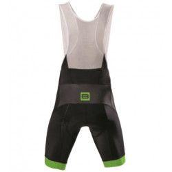 Pants BRN with suspenders Man Black/ Green Fluo BRN - 2