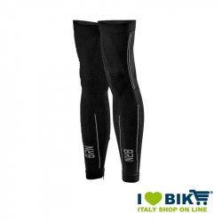 Gambali ciclismo invernali BRN nero/grigio taglia unica online shop