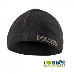 Cycling cap underhelmet BRN black-gray one size online shop