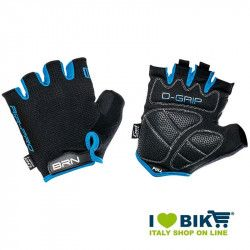 Cycling Gloves BRN Air Pro black / blue bike store