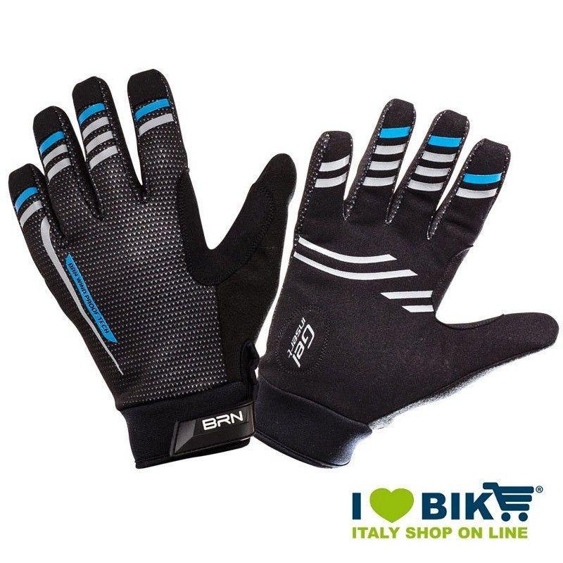 Winter Cycling Gloves BRN Wind Proof BRN - 1
