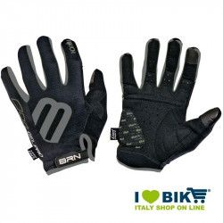 Long Gloves BRN Cycle Gel Pro Touch Black online shop