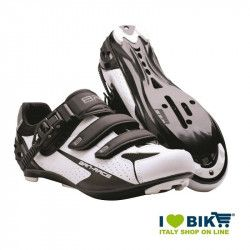 Shoes BRN Race Corsa white / black bike store