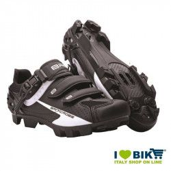 BRN Cross MTB shoes black / white bike store