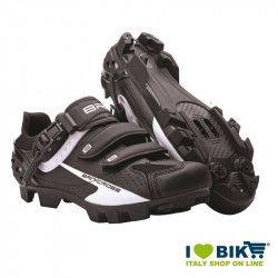BRN Cross MTB shoes black / white