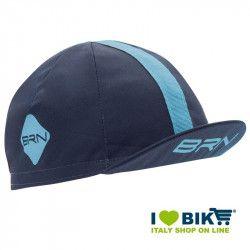 Cappellino BRN Blu / azzurro taglia unica bike store