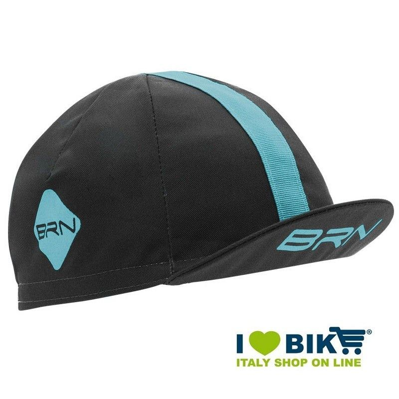 Bike hat BRN gray / light blue one size online shop