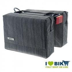 Rear bags BRN London Urban Grey bike store