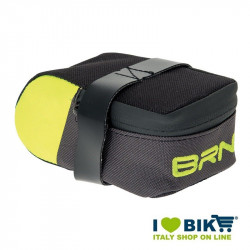 Handbag bike chamber holder BRN Reflective fluo yellow Corsa bike store