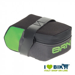 Handbag bike chamber holder BRN Reflective fluo green Corsa bike store