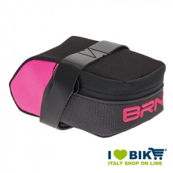 Handbag bike chamber holder BRN Reflective pink Corsa bike store