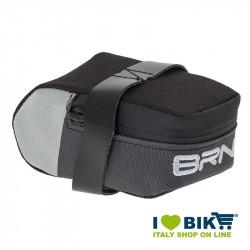 Handbag bike chamber holder BRN Reflective silver Corsa bike store