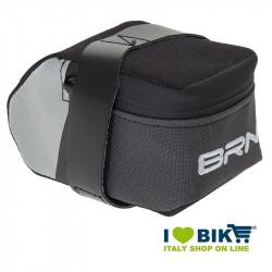 Handbag bike chamber holder BRN Reflective silver MTB bike store