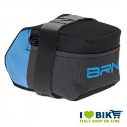 Borsetta bici Portacamera BRN Reflective MTB azzurra bike store