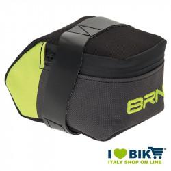 Handbag bike chamber holder BRN Reflective fluo yellow MTB bike store