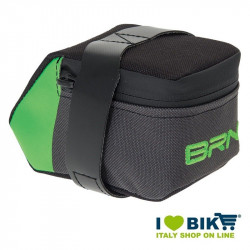 Handbag bike chamber holder BRN Reflective fluo green MTB bike store